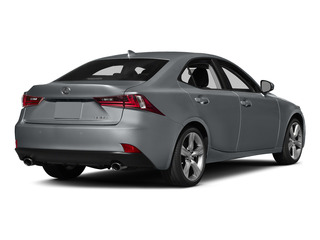 Nebula Gray Pearl 2015 Lexus IS 350 Pictures IS 350 Sedan 4D IS350 V6 photos rear view