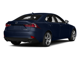 Deep Sea Mica 2015 Lexus IS 350 Pictures IS 350 Sedan 4D IS350 V6 photos rear view