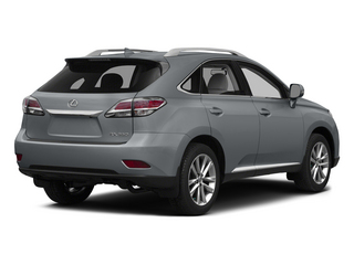 Nebula Gray Pearl 2015 Lexus RX 350 Pictures RX 350 Utility 4D 2WD V6 photos rear view