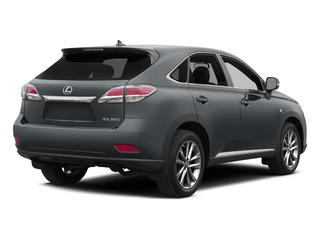 Nebula Gray Pearl 2015 Lexus RX 350 Pictures RX 350 Utility 4D AWD V6 photos rear view