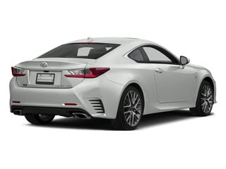 Starfire Pearl 2015 Lexus RC 350 Pictures RC 350 Coupe 2D RC350 V6 photos rear view