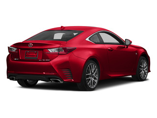 Infrared 2015 Lexus RC 350 Pictures RC 350 Coupe 2D RC350 V6 photos rear view