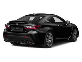 Obsidian 2015 Lexus RC F Pictures RC F Coupe 2D RC-F V8 photos rear view
