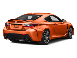 Molten Pearl 2015 Lexus RC F Pictures RC F Coupe 2D RC-F V8 photos rear view