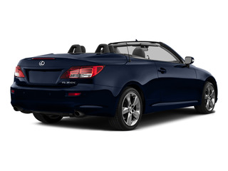 Deep Sea Mica 2015 Lexus IS 350C Pictures IS 350C Convertible 2D IS350 V6 photos rear view