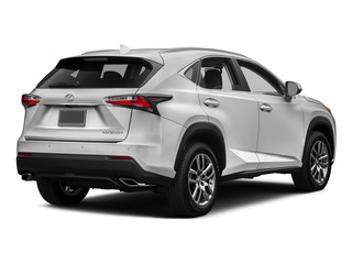 Eminent White Pearl 2015 Lexus NX 200t Pictures NX 200t Utility 4D NX200t 2WD I4 Turbo photos rear view