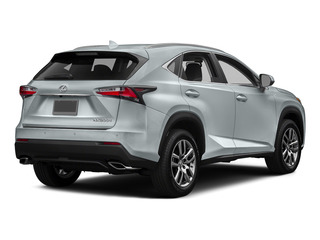 Silver Lining Metallic 2015 Lexus NX 200t Pictures NX 200t Utility 4D NX200t 2WD I4 Turbo photos rear view
