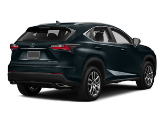 Meteor Blue Mica 2015 Lexus NX 200t Pictures NX 200t Utility 4D NX200t 2WD I4 Turbo photos rear view