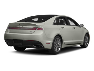 Crystal Silver 2015 Lincoln MKZ Pictures MKZ Sedan 4D Black Label AWD V6 photos rear view