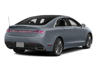 Luxe Metallic 2015 Lincoln MKZ Pictures MKZ Sedan 4D I4 Hybrid photos rear view