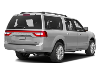 Ingot Silver Metallic 2015 Lincoln Navigator L Pictures Navigator L Utility 4D Select 2WD V6 Turbo photos rear view