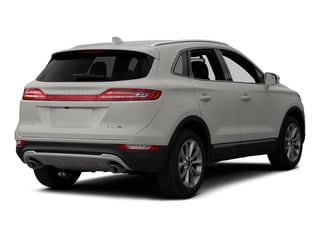 Silver Sand Metallic 2015 Lincoln MKC Pictures MKC Utility 4D Select AWD I4 Turbo photos rear view