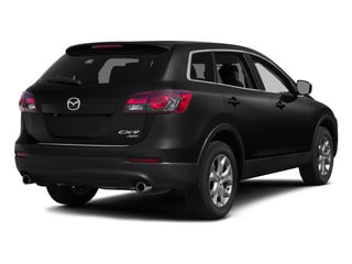 Jet Black Mica 2015 Mazda CX-9 Pictures CX-9 Utility 4D Sport 2WD V6 photos rear view