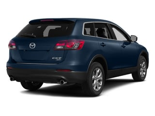 Blue Reflex Mica 2015 Mazda CX-9 Pictures CX-9 Utility 4D Sport 2WD V6 photos rear view