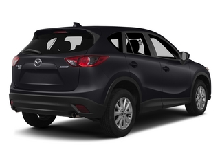 Meteor Gray Mica 2015 Mazda CX-5 Pictures CX-5 Utility 4D GT 2WD I4 photos rear view