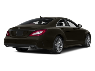 Dakota Brown Metallic 2015 Mercedes-Benz CLS-Class Pictures CLS-Class Sedan 4D CLS550 V8 Turbo photos rear view