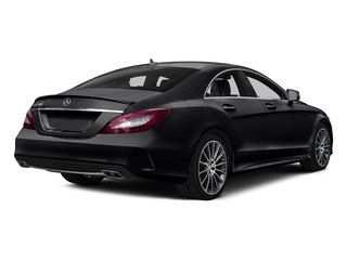Black 2015 Mercedes-Benz CLS-Class Pictures CLS-Class Sedan 4D CLS400 AWD V6 Turbo photos rear view
