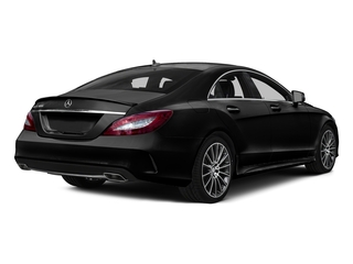Magnetite Black Metallic 2015 Mercedes-Benz CLS-Class Pictures CLS-Class Sedan 4D CLS400 AWD V6 Turbo photos rear view
