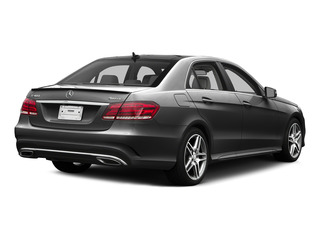 designo Graphite 2015 Mercedes-Benz E-Class Pictures E-Class Sedan 4D E400 V6 Turbo photos rear view
