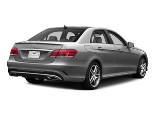 designo Magno Alanite Grey 2015 Mercedes-Benz E-Class Pictures E-Class Sedan 4D E400 V6 Turbo photos rear view