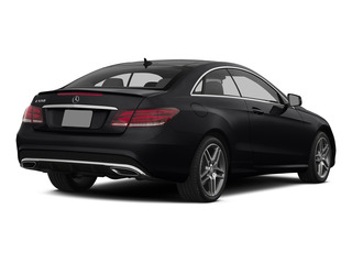 Black 2015 Mercedes-Benz E-Class Pictures E-Class Coupe 2D E550 V8 Turbo photos rear view