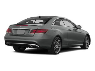 Palladium Silver Metallic 2015 Mercedes-Benz E-Class Pictures E-Class Coupe 2D E550 V8 Turbo photos rear view