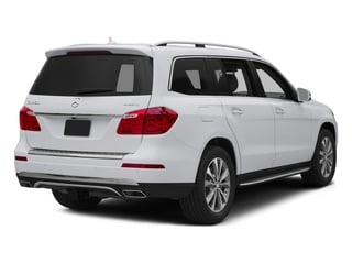 Polar White 2015 Mercedes-Benz GL-Class Pictures GL-Class Utility 4D GL450 4WD V6 photos rear view