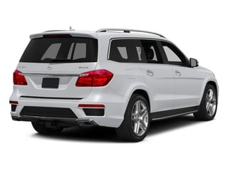 Polar White 2015 Mercedes-Benz GL-Class Pictures GL-Class Utility 4D GL550 4WD V8 photos rear view