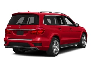 Cinnabar Red Metallic 2015 Mercedes-Benz GL-Class Pictures GL-Class Utility 4D GL550 4WD V8 photos rear view