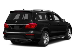 Obsidian Black Metallic 2015 Mercedes-Benz GL-Class Pictures GL-Class Utility 4D GL550 4WD V8 photos rear view