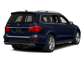 Lunar Blue Metallic 2015 Mercedes-Benz GL-Class Pictures GL-Class Utility 4D GL550 4WD V8 photos rear view