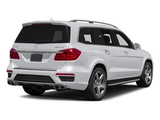 Polar White 2015 Mercedes-Benz GL-Class Pictures GL-Class Utility 4D GL63 AMG 4WD V8 photos rear view