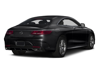 Black 2015 Mercedes-Benz S-Class Pictures S-Class Coupe 2D S550 AWD V8 Turbo photos rear view