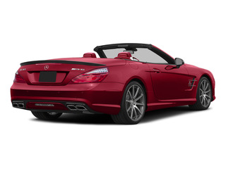 Mars Red 2015 Mercedes-Benz SL-Class Pictures SL-Class Roadster 2D SL63 AMG V8 Turbo photos rear view