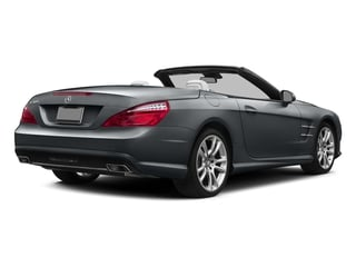 Shadow Gray Matte 2015 Mercedes-Benz SL-Class Pictures SL-Class Roadster 2D SL400 V6 Turbo photos rear view