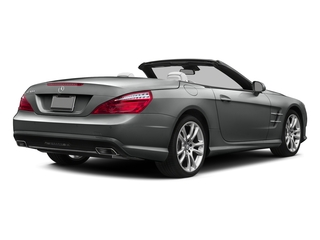 Palladium Silver Metallic 2015 Mercedes-Benz SL-Class Pictures SL-Class Roadster 2D SL400 V6 Turbo photos rear view