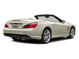 designo Diamond White Metallic 2015 Mercedes-Benz SL-Class Pictures SL-Class Roadster 2D SL400 V6 Turbo photos rear view