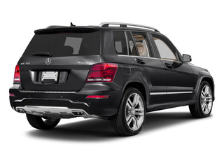 Black 2015 Mercedes-Benz GLK-Class Pictures GLK-Class Utility 4D GLK350 AWD V6 photos rear view