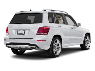Polar White 2015 Mercedes-Benz GLK-Class Pictures GLK-Class Utility 4D GLK350 AWD V6 photos rear view