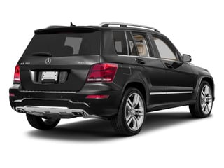 Obsidian Black Metallic 2015 Mercedes-Benz GLK-Class Pictures GLK-Class Utility 4D GLK350 AWD V6 photos rear view