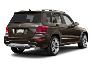 Dolomite Brown 2015 Mercedes-Benz GLK-Class Pictures GLK-Class Utility 4D GLK350 AWD V6 photos rear view