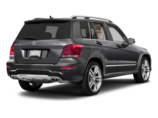 Steel Gray Metallic 2015 Mercedes-Benz GLK-Class Pictures GLK-Class Utility 4D GLK350 AWD V6 photos rear view