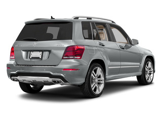 Iridium Silver Metallic 2015 Mercedes-Benz GLK-Class Pictures GLK-Class Utility 4D GLK350 AWD V6 photos rear view