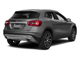 designo Mountain Gray Magno 2015 Mercedes-Benz GLA-Class Pictures GLA-Class Utility 4D GLA250 AWD I4 Turbo photos rear view