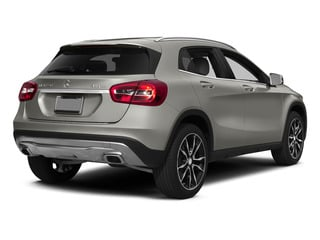 Polar Silver Metallic 2015 Mercedes-Benz GLA-Class Pictures GLA-Class Utility 4D GLA250 AWD I4 Turbo photos rear view