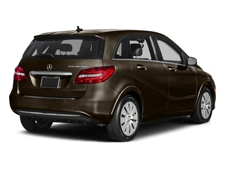 Cocoa Brown Metallic 2015 Mercedes-Benz B-Class Pictures B-Class Hatchback 5D Electric Drive photos rear view