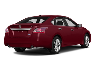 Cayenne Red 2015 Nissan Altima Pictures Altima Sedan 4D SL V6 photos rear view
