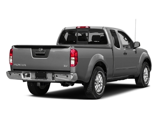 Brilliant Silver 2015 Nissan Frontier Pictures Frontier King Cab PRO-4X 4WD photos rear view