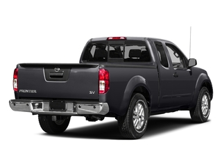 Night Armor 2015 Nissan Frontier Pictures Frontier King Cab PRO-4X 4WD photos rear view