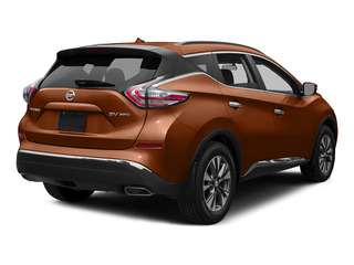 Pacific Sunset Metallic 2015 Nissan Murano Pictures Murano Utility 4D SV 4WD V6 photos rear view